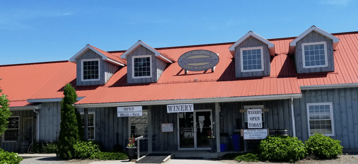 Archibald's Orchard and Estate Winery