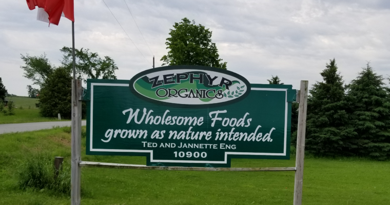 Zephyr Organics Farm