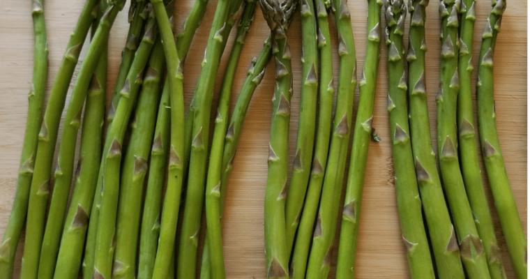 Asparagus time!
