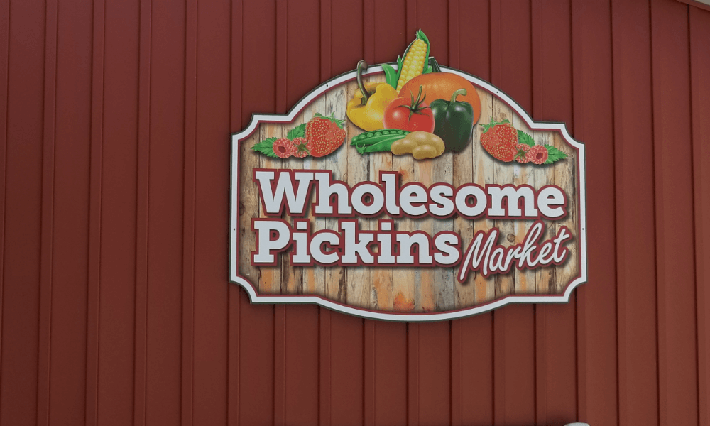 Wholesome Pickins