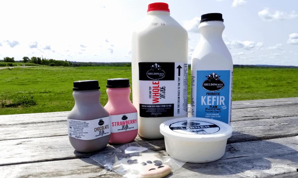 Sheldon Creek Dairy Farm