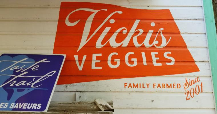 Vicki's Veggies Farm