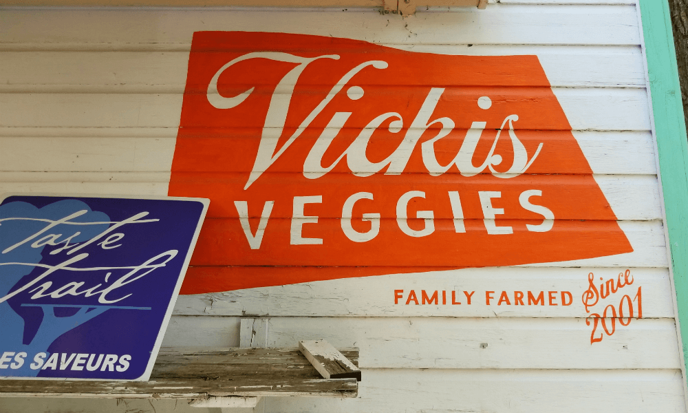 Vicki's Veggies Farm