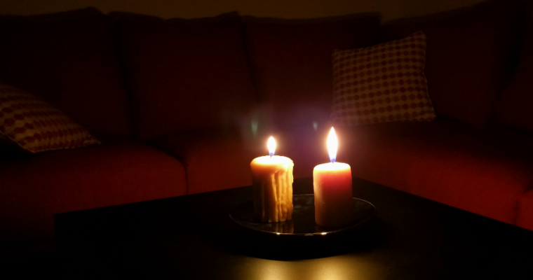 Hygge Attribute #1 – Candles