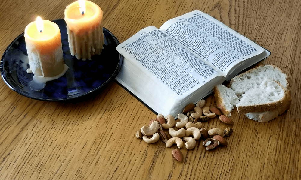 Lent – time for spring cleanse