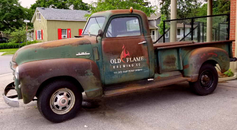 Old Flame Brewery – No Games. Just Beer.